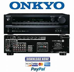 Onkyo Ht-rc630 Service Manual And Repair Guide