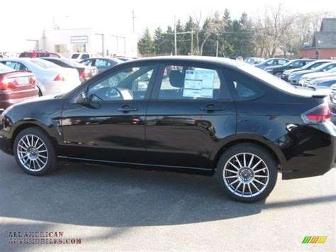 2011 Ford Focus Ses by 2011 Ford Focus Ses Sedan In Black 178527 All