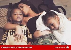 Kim Kardashian and Kanye West Welcome Baby Girl Via ...