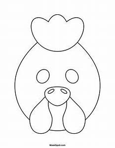 printable mouse mask template - 562 best images about carnevale hall circo on pinterest