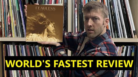 Reviewing Taylor Swift's Fearless (Taylor's Version) in 10 ...