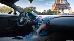 But the chiron is much more than an automobile; 2021 Bugatti Chiron Pur Sport - Interior   HD Wallpaper #82
