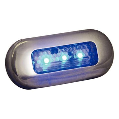 Blue Led Boat Courtesy Lights by Marine Led Courtesy Lights T H Marine 174 Led 51823 Dp