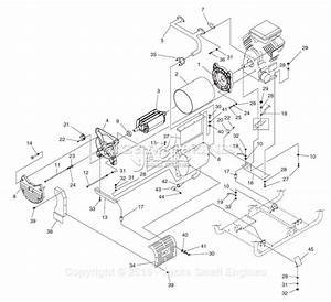 Generac 4451 Parts Diagram For Generator