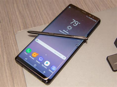 samsung galaxy note     performing smartphone