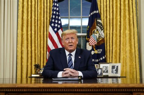 President biden's very strong reassertion of america's support for nato and, in particular, article 5, represents an important return to the american leadership of the past and a big reassurance for european security. Watch live: President Donald Trump to address nation on ...