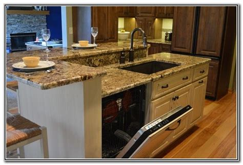 kitchen island with seating for 6 kitchen island with sink and dishwasher and seating