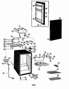 Danby Refrigerator Compact Parts