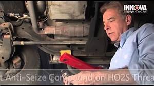 How To Change Oxygen Sensor - 1995 Chevy Suburban