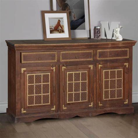 Mango Wood Sideboard by Simple Mango Wood Sideboard Buffet Cabinet
