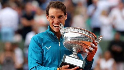 Rafa Nadal muerde la undécima copa de Roland Garros ...