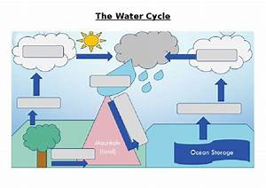The Water Cycle Worksheet And Answers By Miss Doherty