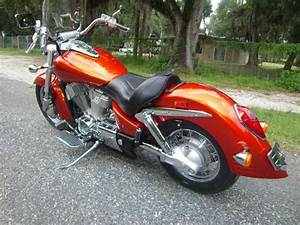 Buy 2003 Honda Vtx 1800 Retro