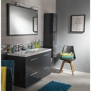 Meuble Sdb Leroy Merlin : meuble sous vasque salle de bain leroy merlin ~ Dailycaller-alerts.com Idées de Décoration