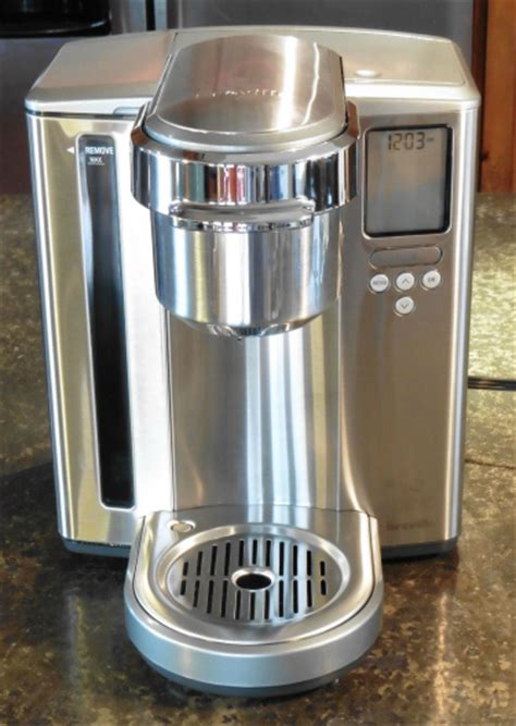 Breville Gourmet Single Serve Coffee Maker Review (BKC700XL)