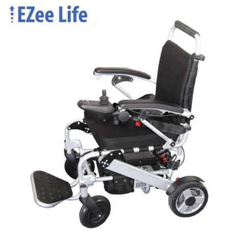 Transport Chair Walmart Canada by Ezee Folding Electric Power Wheelchair Walmart Ca