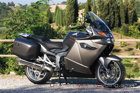 2010 Bmw K 1300 Gt Review