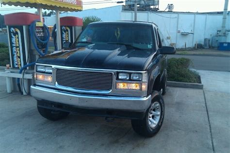 1998 Chevrolet Tahoe by Coty13 1998 Chevrolet Tahoe Specs Photos Modification