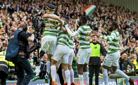 Celtic seal seventh straight league title with another ...