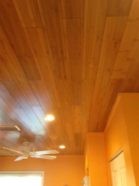 laminate flooring on ceiling for more than the floor creative hardwood uses