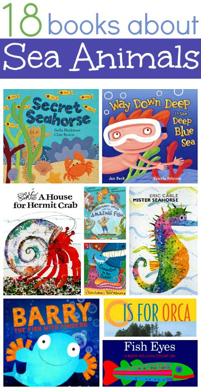 preschool books about the ocean 18 books about sea animals no time for flash cards 606