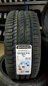 Continental Premiumcontact 6 : gume continental premiumcontact 6 225 40 18 fr 804 79kn ~ Melissatoandfro.com Idées de Décoration