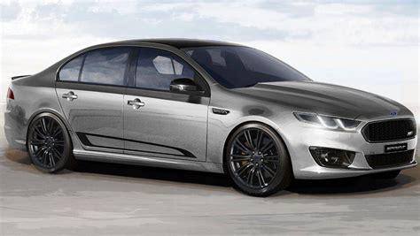 ford falcon xr turbo  xr sprint revealed car