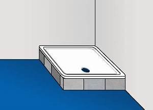Etancheite Bac A Douche : installer un receveur un bac de douche ~ Premium-room.com Idées de Décoration