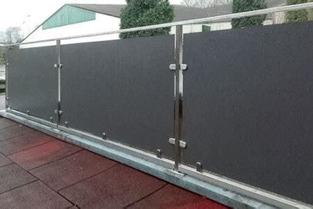 Balkon Sichtschutz Platten by Praferenz Balkon Sichtschutz Balkon Sichtschutz Platten