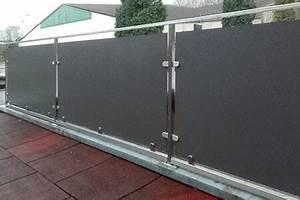 Platten Für Balkon : balkonverkleidung oder balkon sichtschutz im berblick ~ Lizthompson.info Haus und Dekorationen