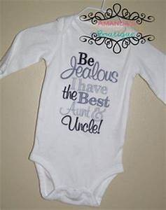 Cool Aunt Quote... Uncle And Baby Quotes