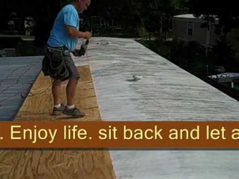 FIX MOBILE HOME FLOOR INSULATION   How To Save Money And