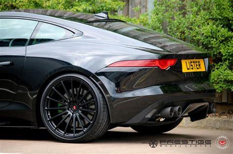Deze Jaguar F-type Svr Met Vossen Wheels Is Het Einde