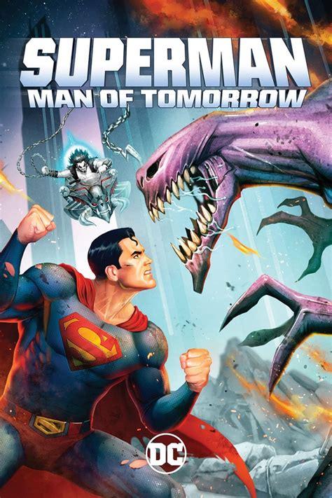 Superman: Man of Tomorrow DVD Release Date   Redbox ...