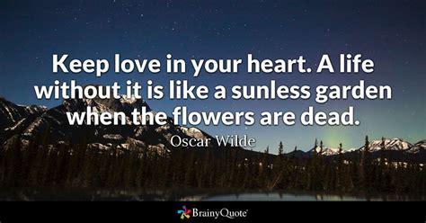 oscar wilde  love   heart  life