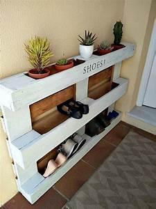 Acheter Meuble En Palette Bois : meubles palettes id es tendances de pinterest pour ~ Premium-room.com Idées de Décoration