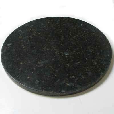 marble gemstones granite lazy susan dakota mahogany