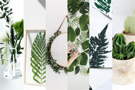 diy ideen deko 6 kreative ideen f 252 r pflanzen deko schereleimpapier diy