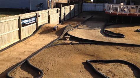 Backyard Rc Track by Backyard Rc Racing 2wd Race