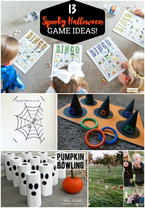 13 Fun And Easy Halloween Entertainment Ideas  All Things