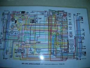 Javelin Wire Harness Diagram From Classiccarwiring