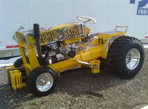 garden tractor pulling parts 33 best images about lawnmower pullers on