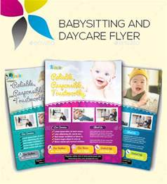 Free Daycare Flyer Templates