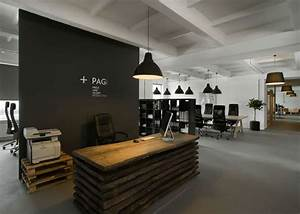 14 modern and creative office interior designs for Interior design office rotterdam