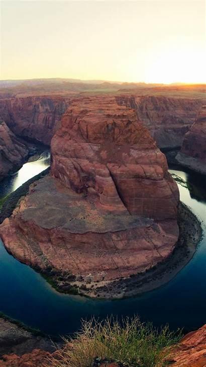 Canyon Horseshoe Grand Bend Iphone Sunrise Classic