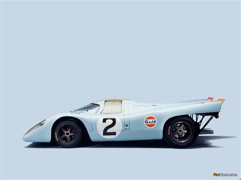 Porsche 917K 1969–71 wallpapers (1024x768)