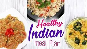 Vegetarian Indian Meal Plan (Breakfast, Lunch, Dinner
