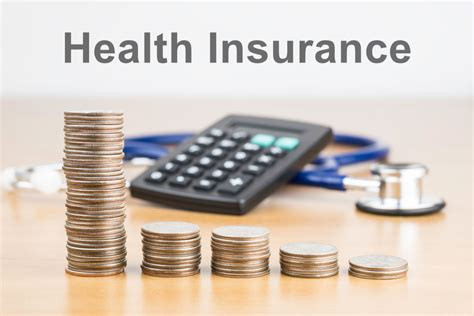 health insurance costs