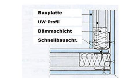 ständerwerk trockenbau anleitung trockenbauwand erstellen trockenbauwand erstellen