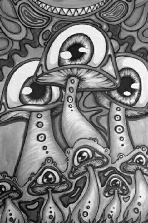Pin by The Demon King132 on Stoner art | Psychedelic